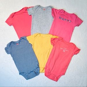 Carter's Bodysuits